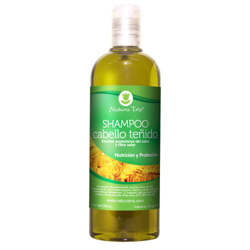 Shampoo Cabello Teñido
