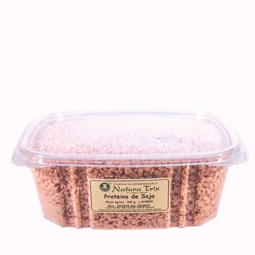 Proteína de soja granulada