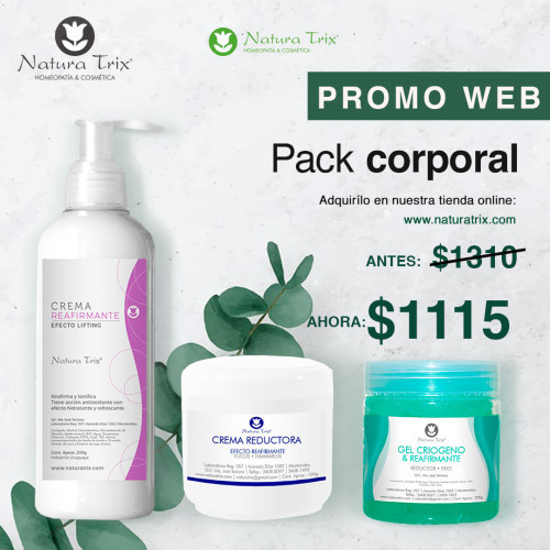 Pack corporal