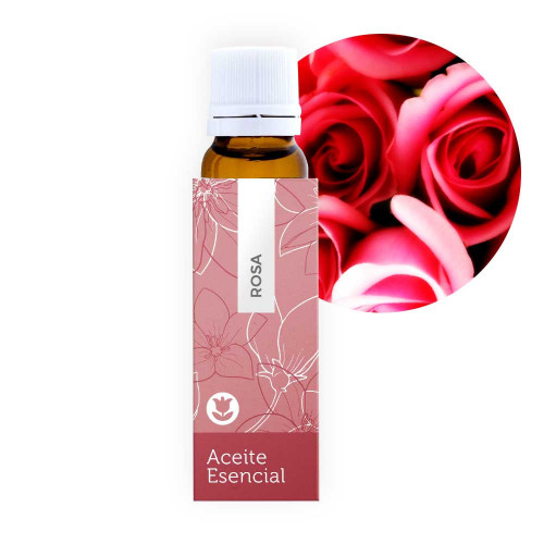 Aceite Esencial Rosa