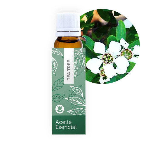 Aceite Esencial Tea Tree