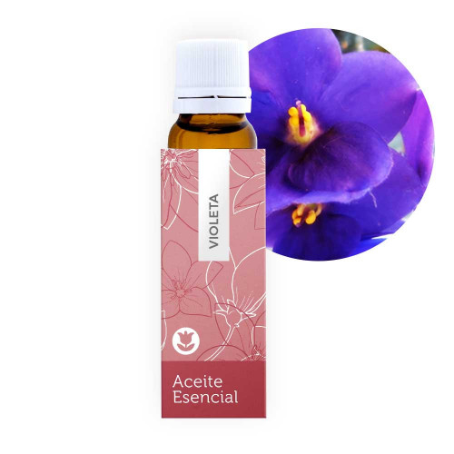 Aceite Esencial Violeta