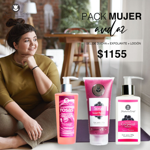 Pack Mujer Audaz