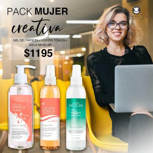 Pack mujer creativa