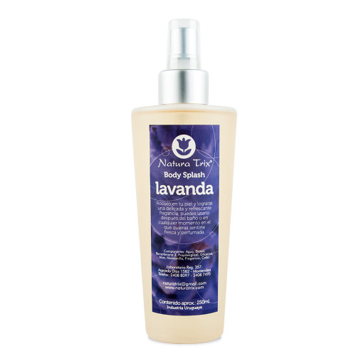 Body Splash Lavanda