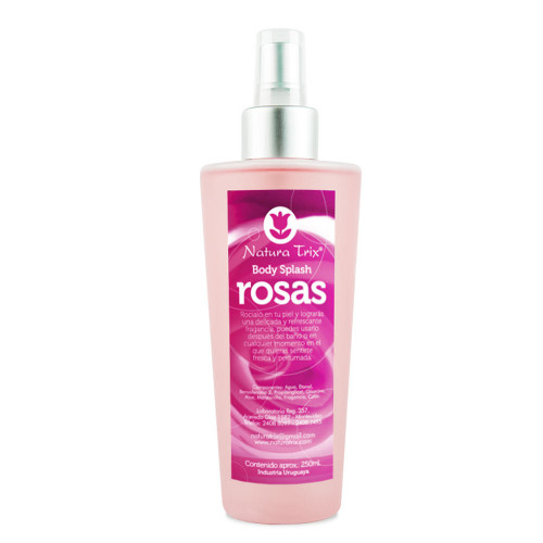 Body Splash Rosa